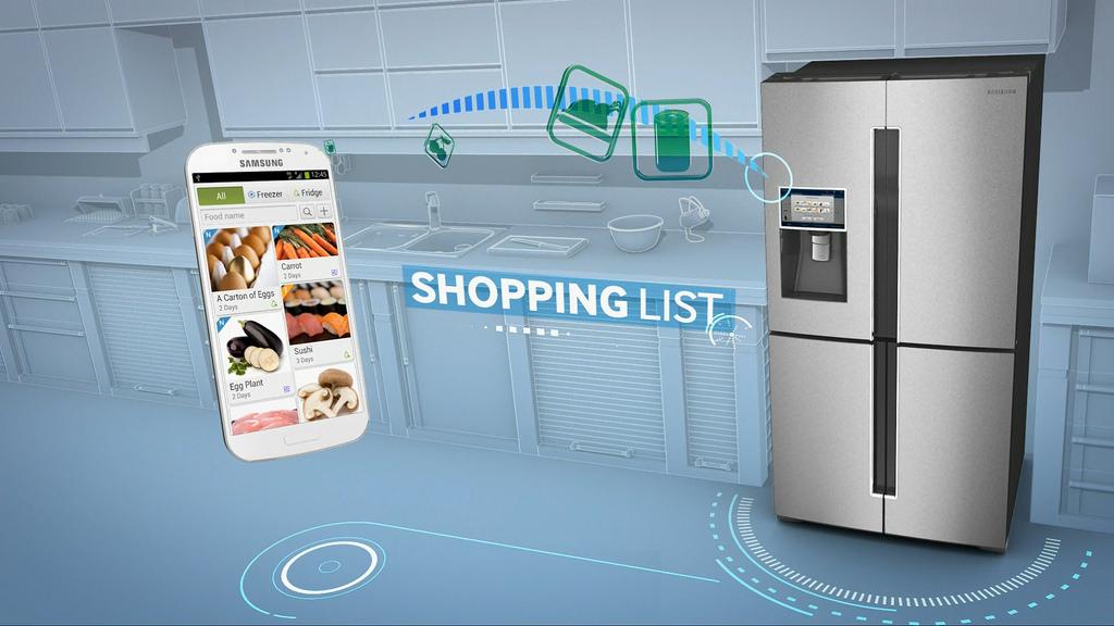 smart home household appliances e business. Black Bedroom Furniture Sets. Home Design Ideas