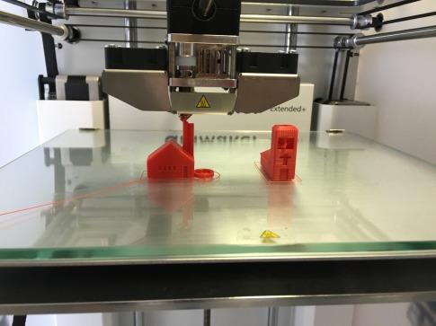 3D-Druck mit der additiver Fertigung